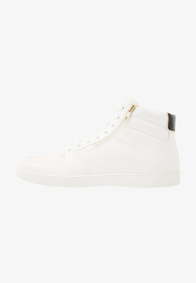 NYDOADIEN - High-top trainers - white