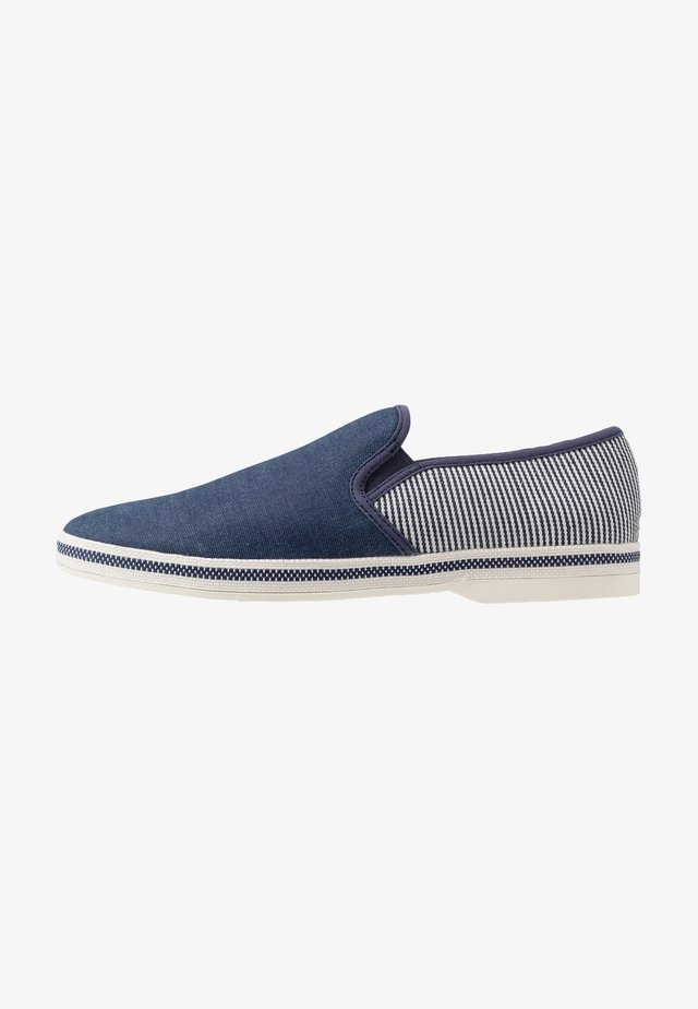 YADOCIEN - Slippers - other navy