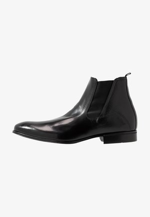 TARDIF - Classic ankle boots - noir