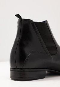Azzaro - TARDIF - Classic ankle boots - noir - 5