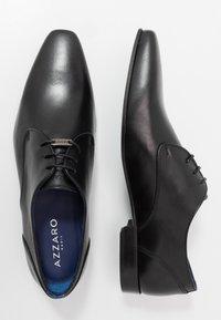 Azzaro - DOPING - Stringate eleganti - noir - 1