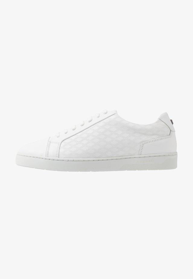 CALDIER - Sneakers laag - blanc