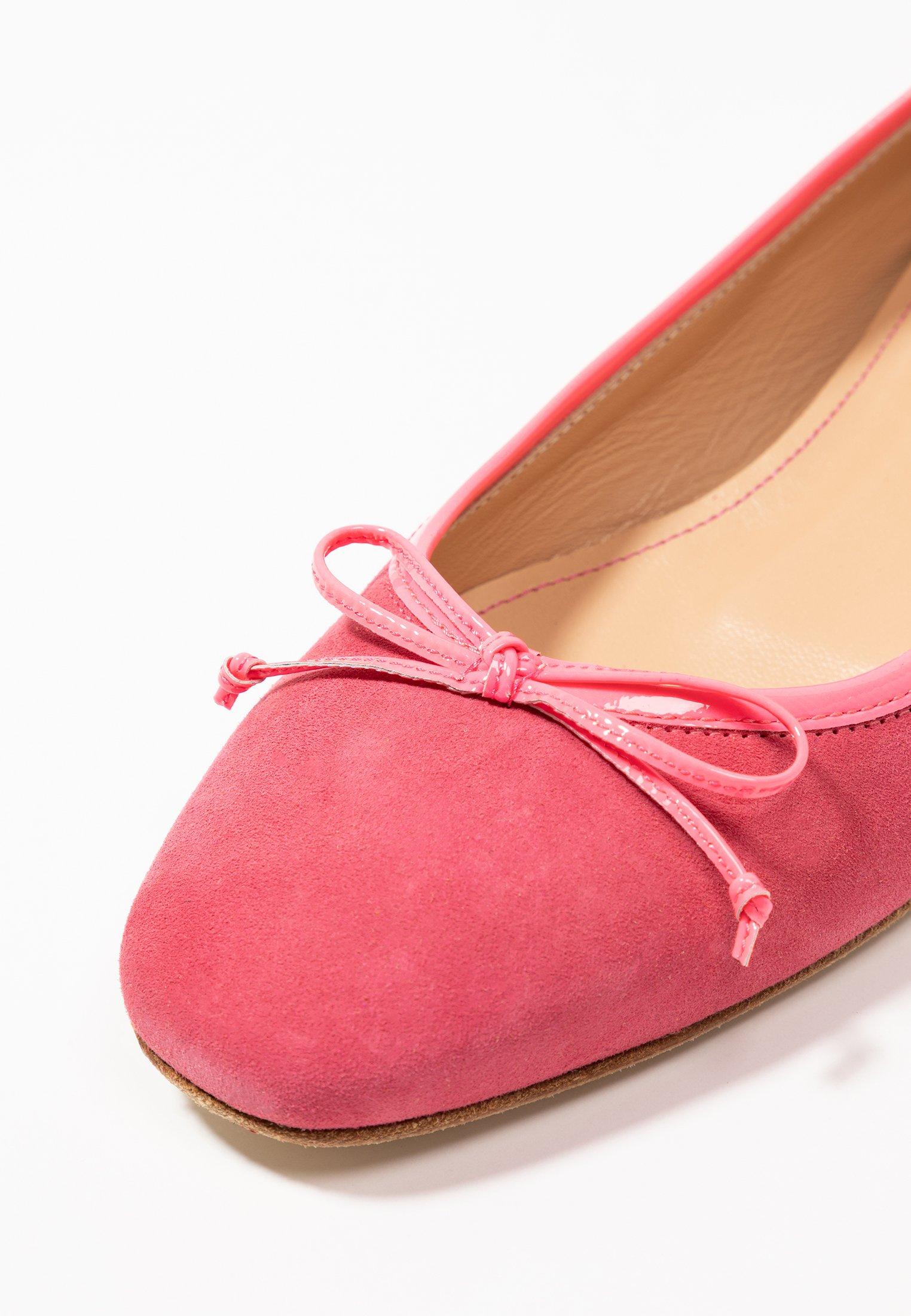 paolifirenze Ballerina - mauve/bordo