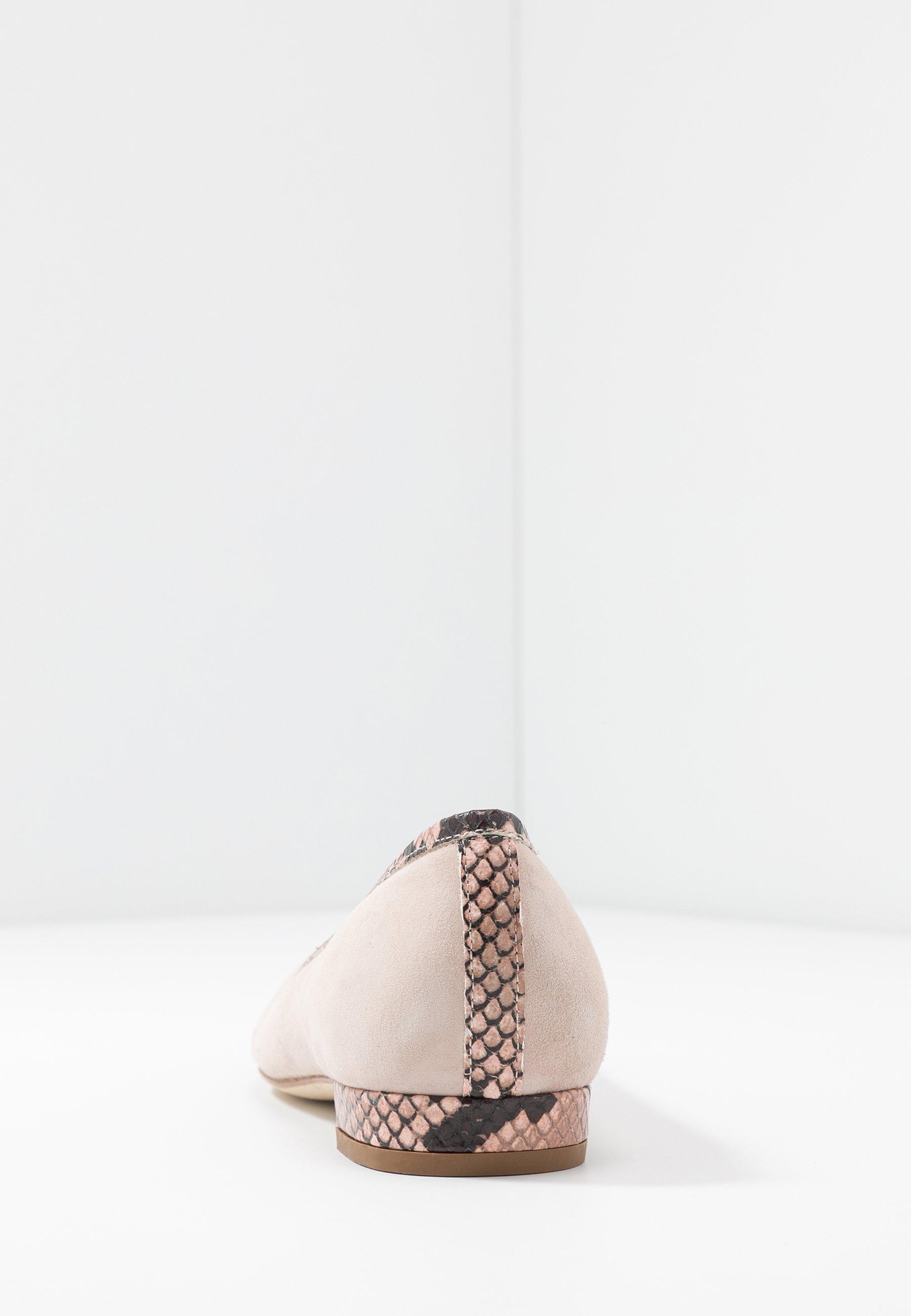 Alberto Zago Ballet Pumps - Cipria