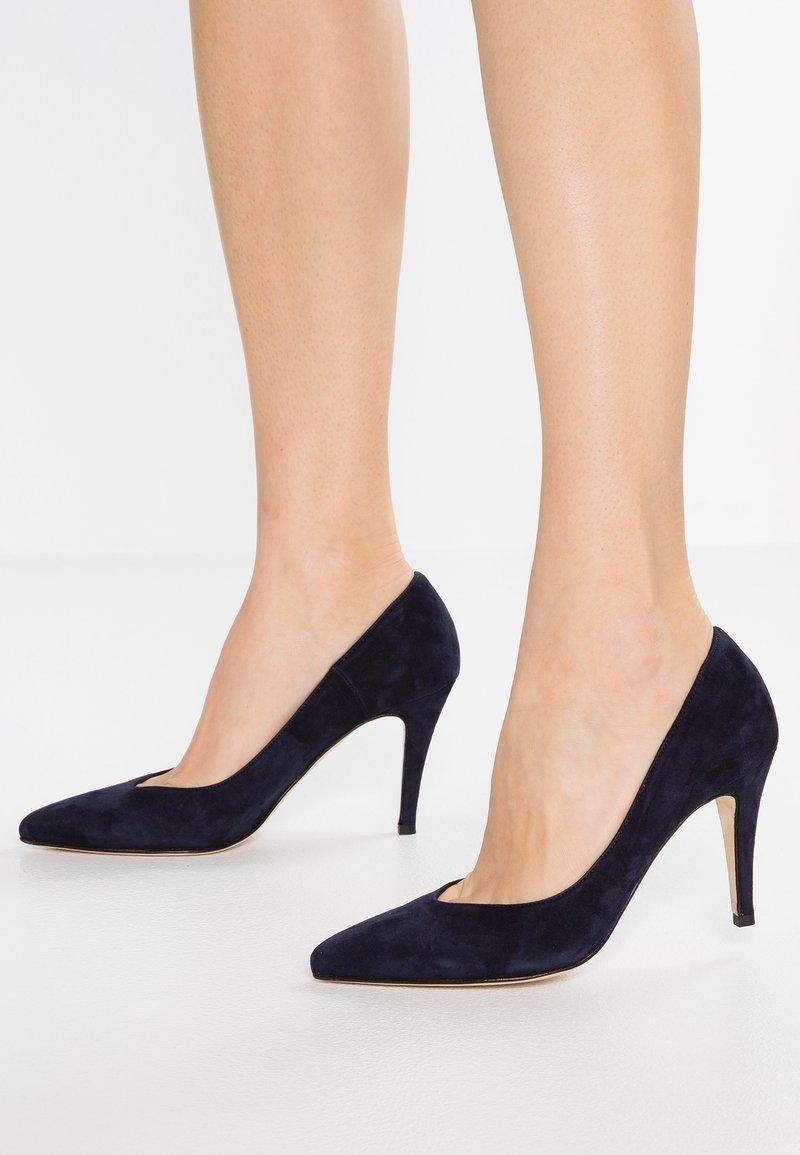 Alberto Zago - High heels - cam blue