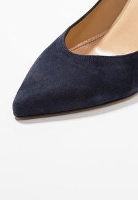 Alberto Zago - High heels - cam blue - 2