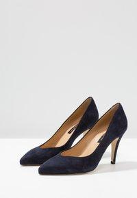 Alberto Zago - High heels - cam blue - 4