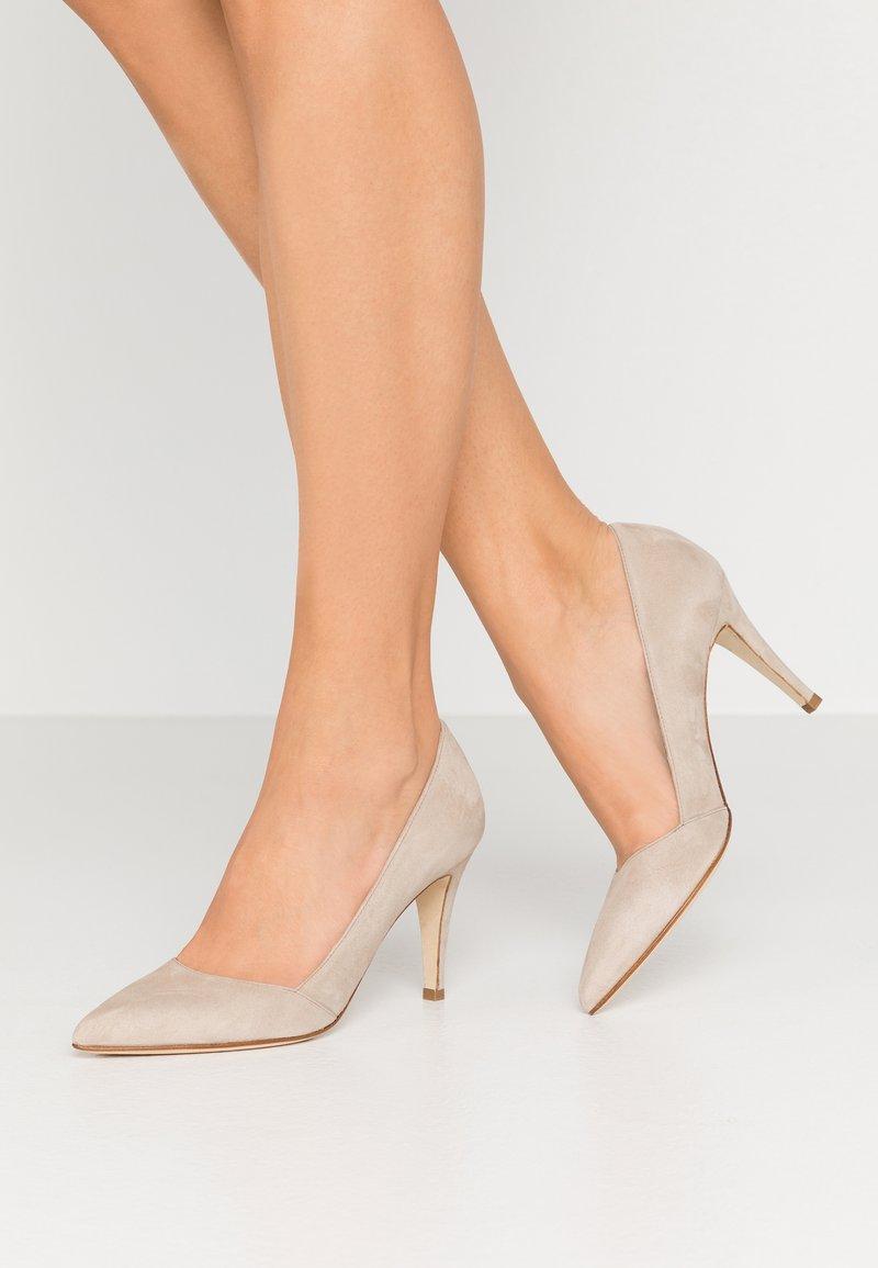 Alberto Zago - High heels - corda