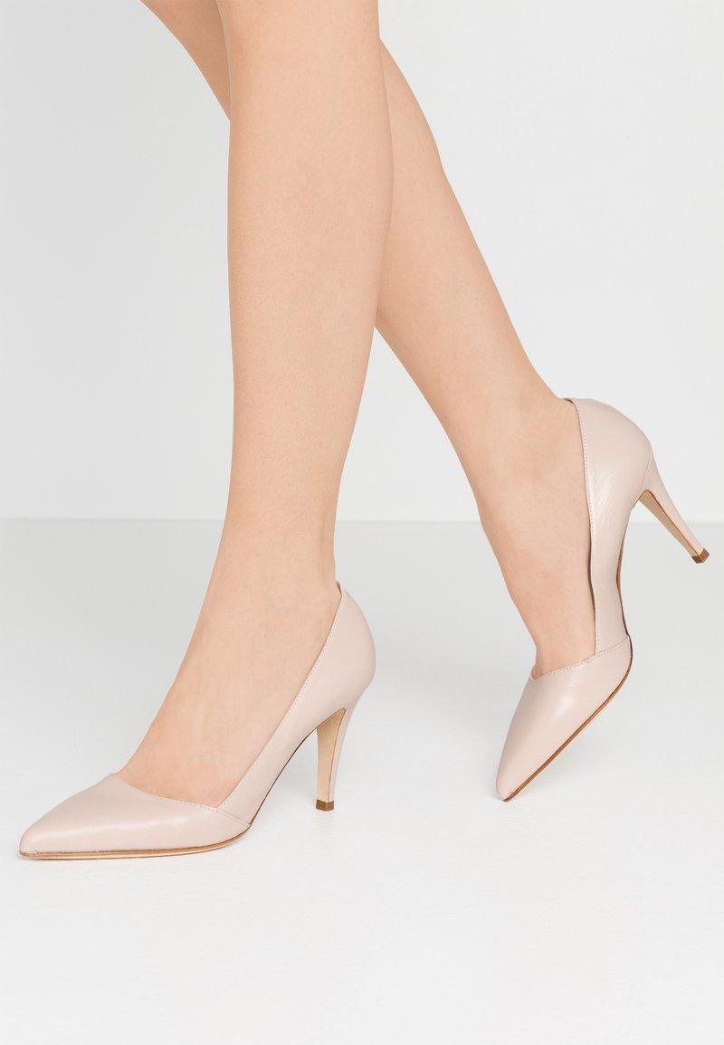 Alberto Zago - High heels - nude