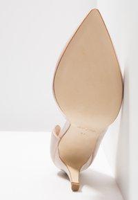 Alberto Zago - High heels - cipria - 6