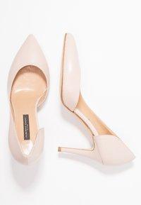 Alberto Zago - High heels - cipria - 3