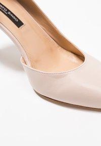 Alberto Zago - High heels - cipria - 2