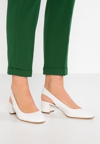 Alberto Zago - Chaussures de mariée - avorio - 0