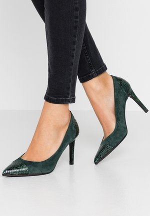 High heels - verde