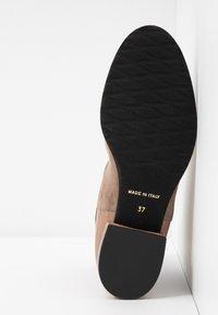 Alberto Zago - Classic ankle boots - taupe - 6