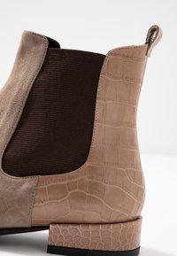 Alberto Zago - Classic ankle boots - taupe - 2