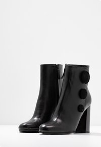 Alberto Zago - High heeled ankle boots - nero - 4