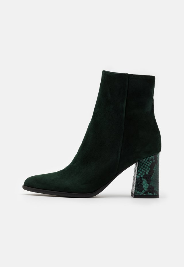 Stivaletti - dark green