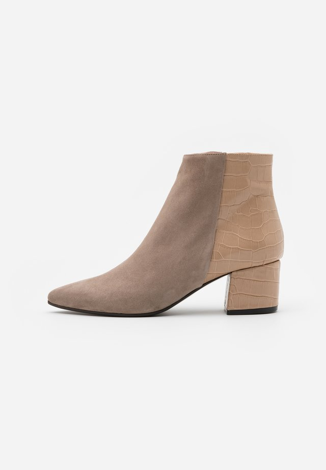 Ankle Boot - madagaskar taupe