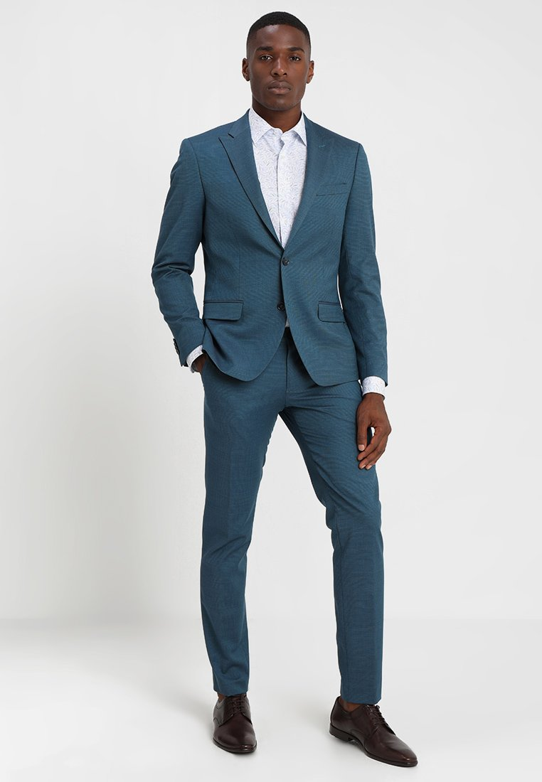 Bertoni - DREJER JEPSEN SLIM FIT - Suit - allure green