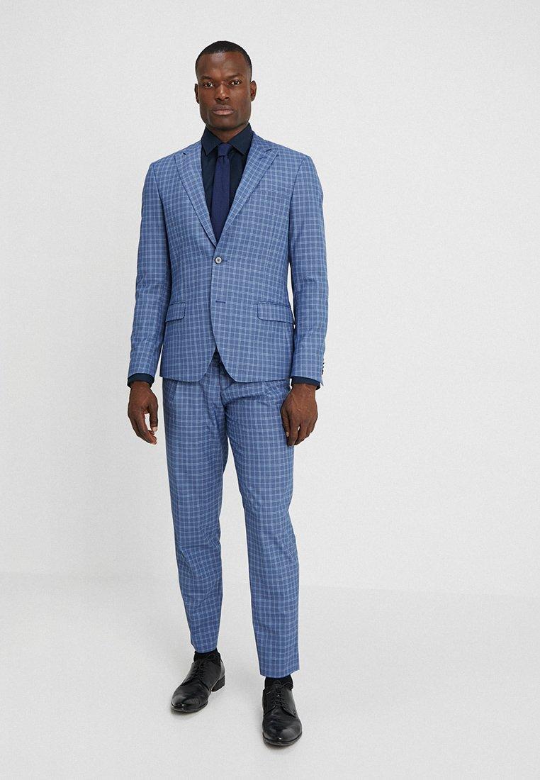 Bertoni - DREJER BANK - Kostuum - dusty blue
