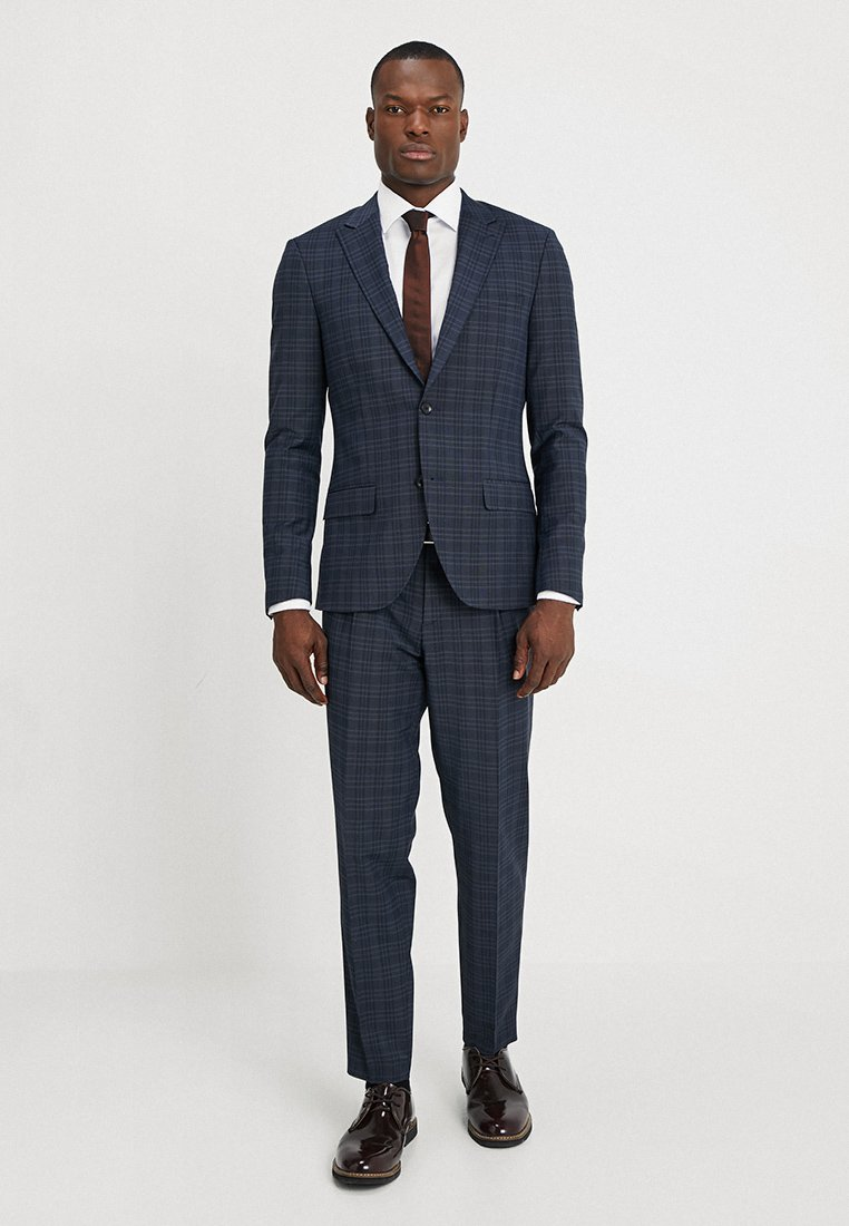 Bertoni - LUDVIGSEN LETH - Suit - night blue