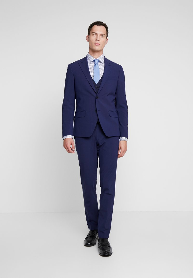 Bertoni - DREJER JEPSEN SUIT - Garnitur - dress blue