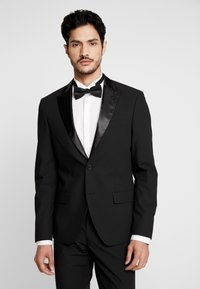 Bertoni - LAPEL TUX - Suit - black - 2