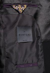 Bertoni - LAPEL TUX - Jakkesæt - black - 12