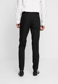 Bertoni - LAPEL TUX - Suit - black - 5