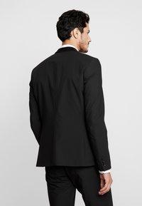 Bertoni - LAPEL TUX - Suit - black - 3
