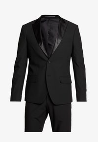 Bertoni - LAPEL TUX - Suit - black - 11