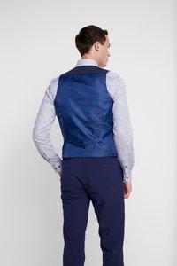 Bertoni - VINTER WAIST COAT - Vesta do obleku - blue - 2