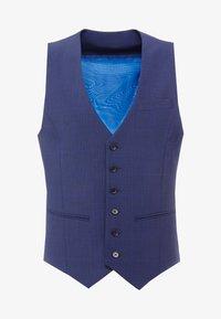 Bertoni - VINTER WAIST COAT - Vesta do obleku - blue - 4