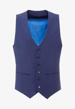 VINTER WAIST COAT - Gilet de costume - blue