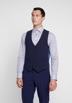 VINTER WAIST COAT - Gilet elegante - blue