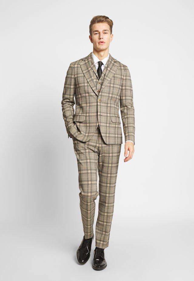 LORENTZEN BLOCH SUIT - Suit - amber
