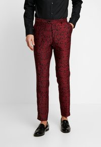 Bertoni - KARLSEN BLOCH - Suit - tibitan red - 4