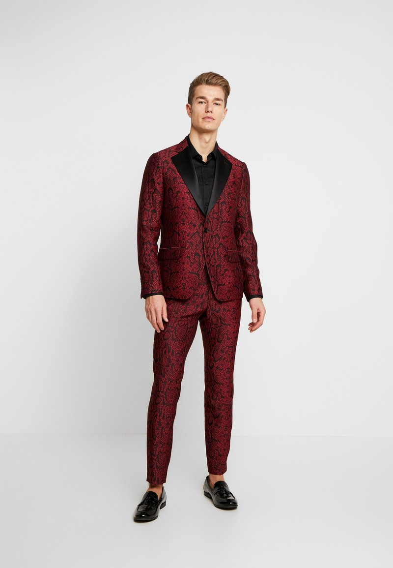 Bertoni - KARLSEN BLOCH - Suit - tibitan red