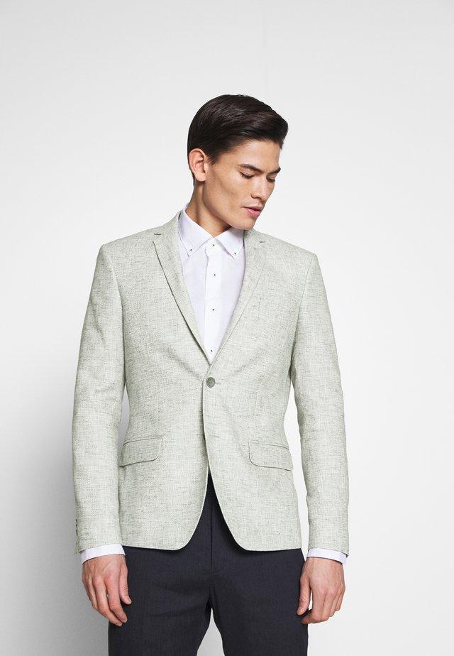 ANDERSON BLAZER - blazer - aqua grey