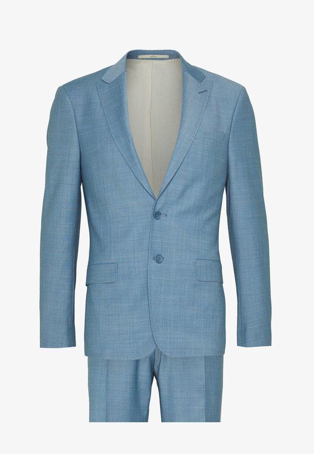 LUDVIGSEN - Kostym - mineral blue