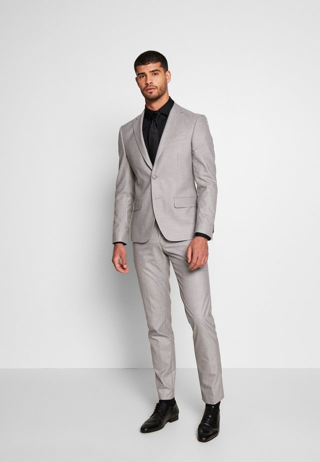DREJER JEPSEN SUIT - Oblek - light grey