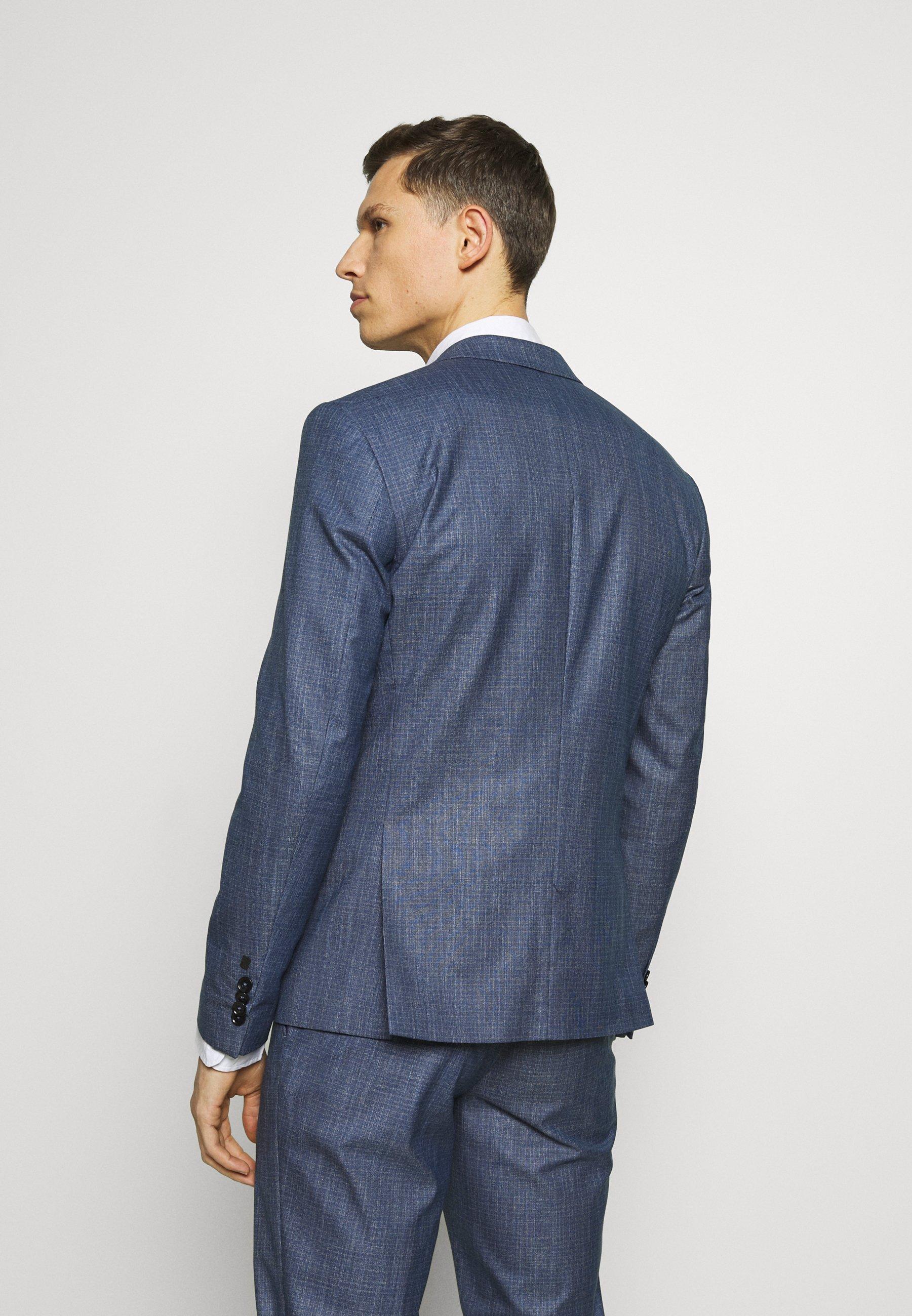 Bertoni Anderson Jepsen Suit - Costume Blue