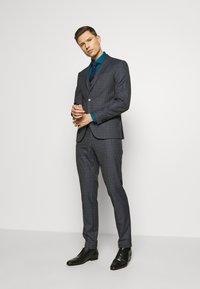 Bertoni - DREJER JEPSEN SUIT - Suit - dark blue - 0