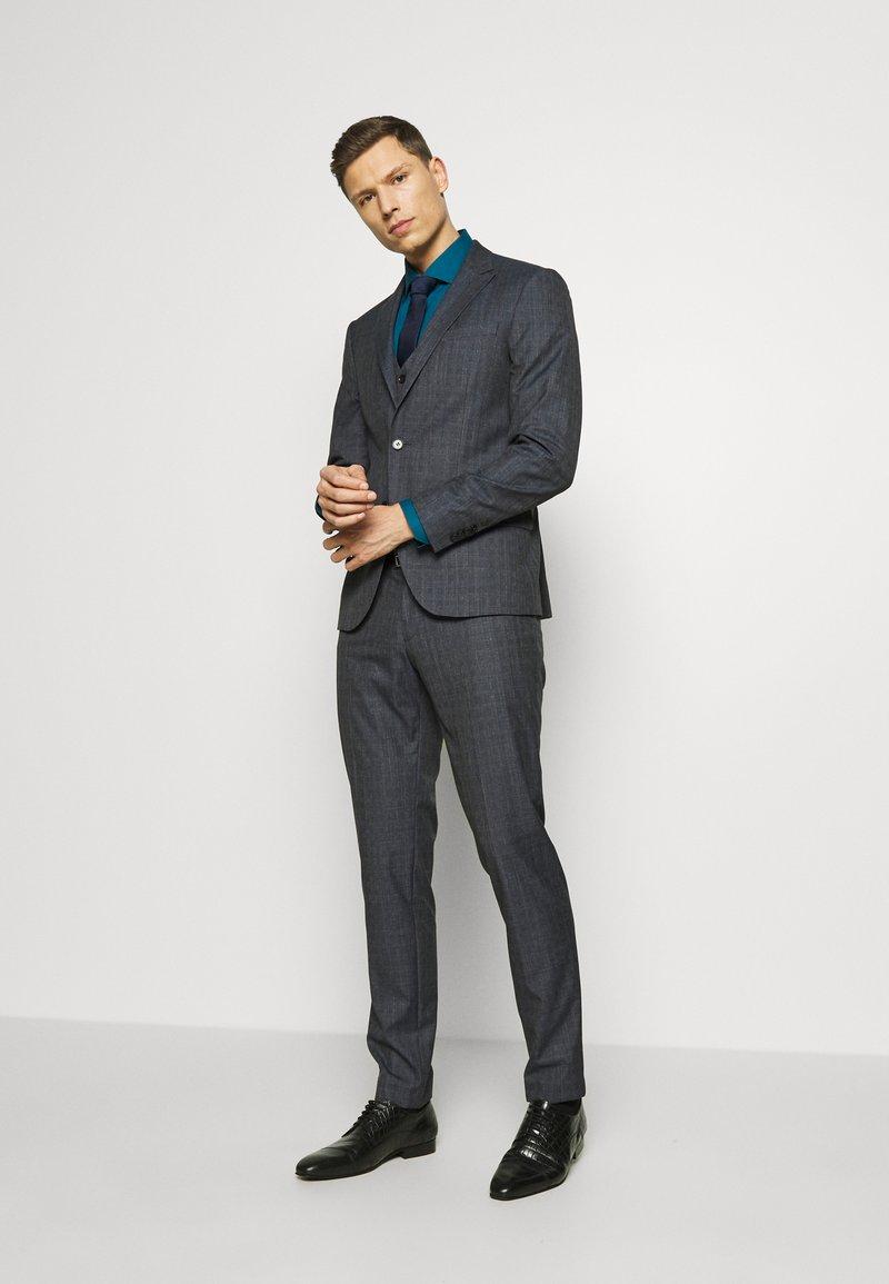 Bertoni - DREJER JEPSEN SUIT - Suit - dark blue