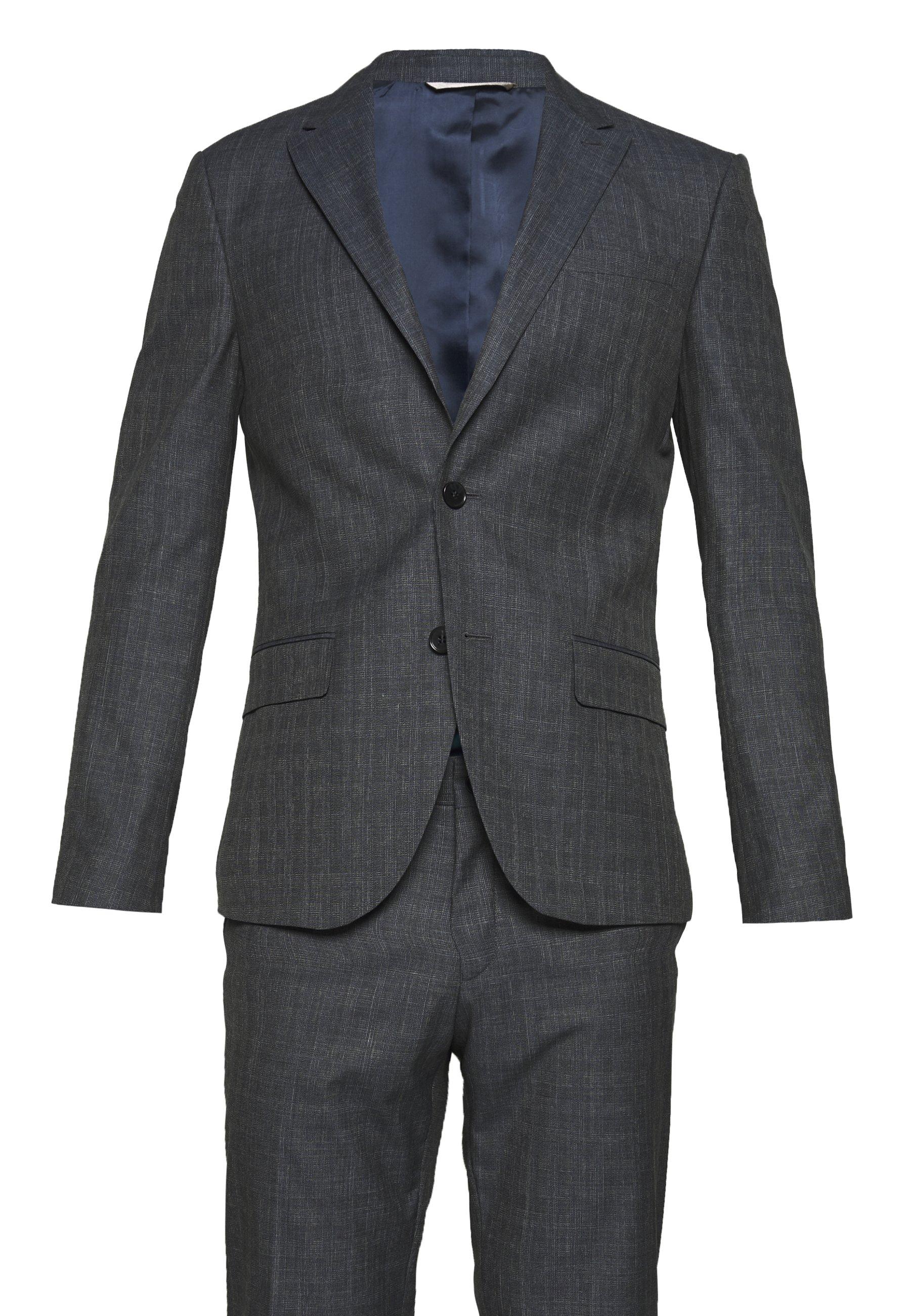 Bertoni Drejer Jepsen Suit - Kostym Dark Blue