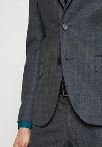 Bertoni - DREJER JEPSEN SUIT - Suit - dark blue - 8