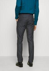 Bertoni - DREJER JEPSEN SUIT - Suit - dark blue - 5