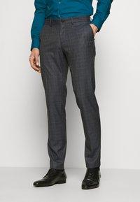 Bertoni - DREJER JEPSEN SUIT - Suit - dark blue - 4
