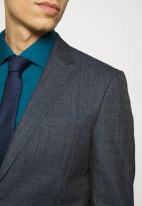 Bertoni - DREJER JEPSEN SUIT - Suit - dark blue - 7